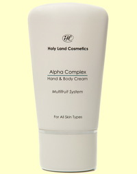 HOLY LAND | ALPHA COMPLEX HAND & BODY CREAM:Крем для рук и тела 100 мл.