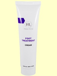 HOLY LAND | FOOT TREATMENT CREAM: Крем для ног, 100 мл.