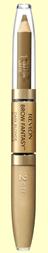 Revlon Карандаш и гель для бровей Colorstay Brow Fantasy Pencil & Gel Blonde 104