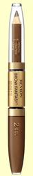 Revlon Карандаш и гель для бровей Colorstay Brow Fantasy Pencil & Gel Brunette 105